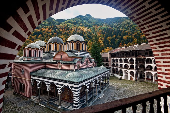 Rila Monastery Tour from Sofia - Lunch, Wine Tasting & The Unique Stob Pyramids