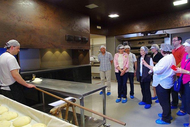 Experiential Laboratory: Matera Bread