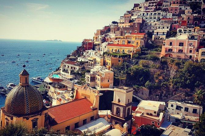 Positano, Amalfi, Ravello Small group tour