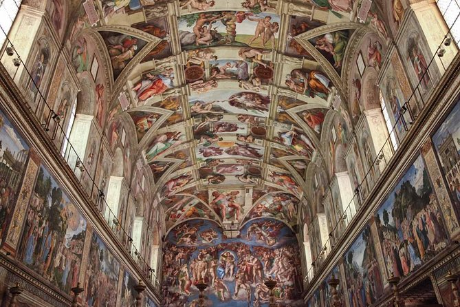 Early Morning Vatican Tour With Sistine Chapel