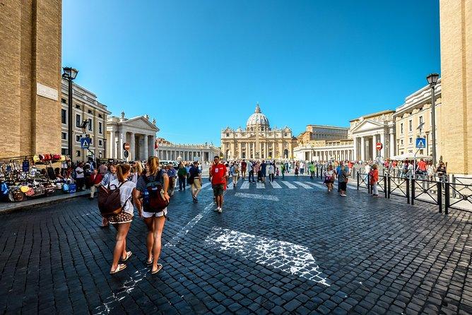 Best Of Rome City Tour
