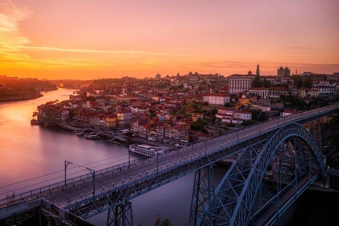 Porto: Douro River Walking Tour