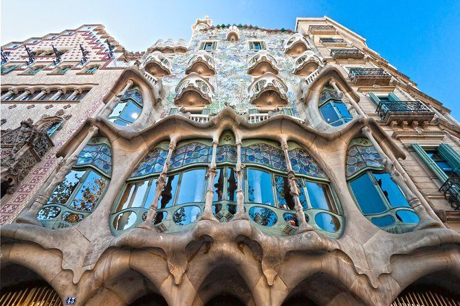 Artistic Barcelona: The Best of Gaudi Afternoon Tour photo 9
