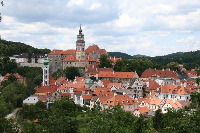 Trip to Cesky Krumlov from Prague