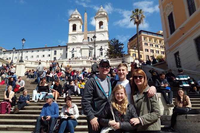 Trevi Fountain, Pantheon and Spanish Steps Walking Tour of Rome Best Sites photo 1