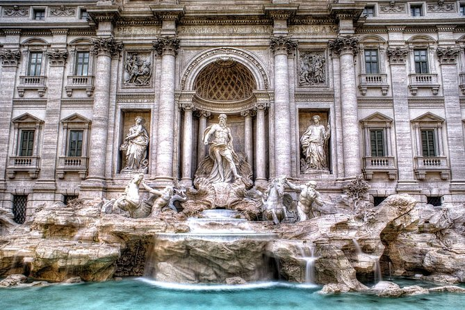 Trevi Fountain, Pantheon and Spanish Steps Walking Tour of Rome Best Sites photo 3