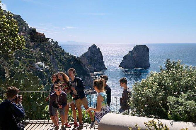 Capri and Anacapri Fd - Walking Tour