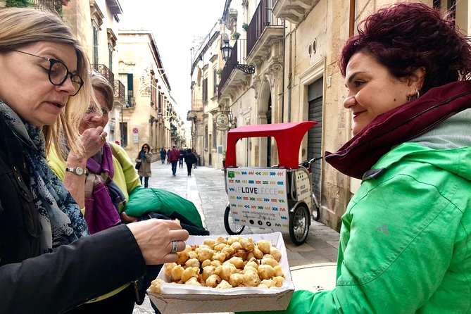 Lecce Street Food Tour