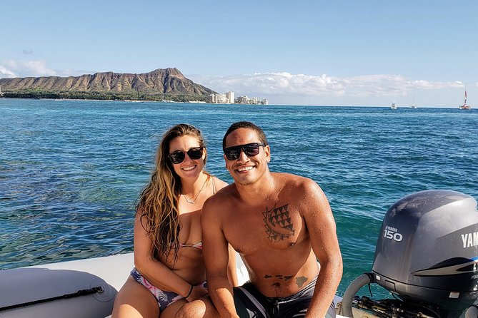 Private Adventure Boat Charter with Snorkeling