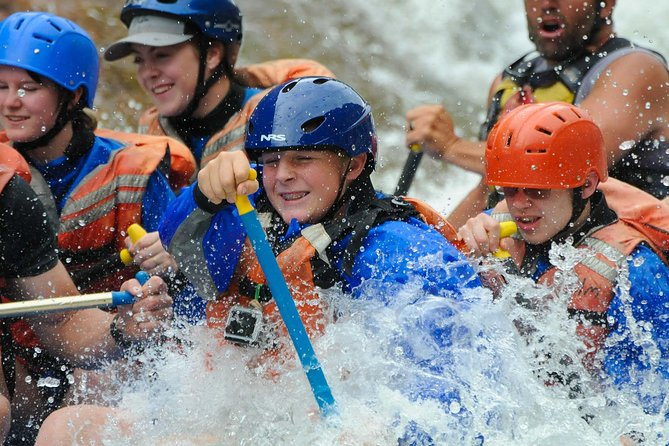 Half-Day Royal Gorge Whitewater Rafting Adventure Cañon City CO