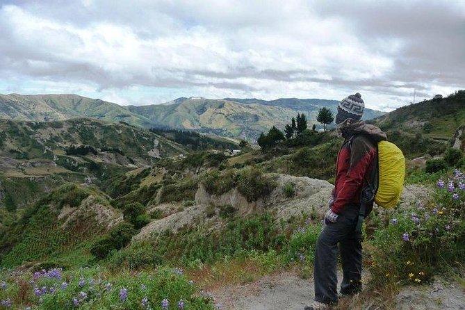 3-Day Private trip around Quilotoa/Isinlivi- Hiking &Local Communities