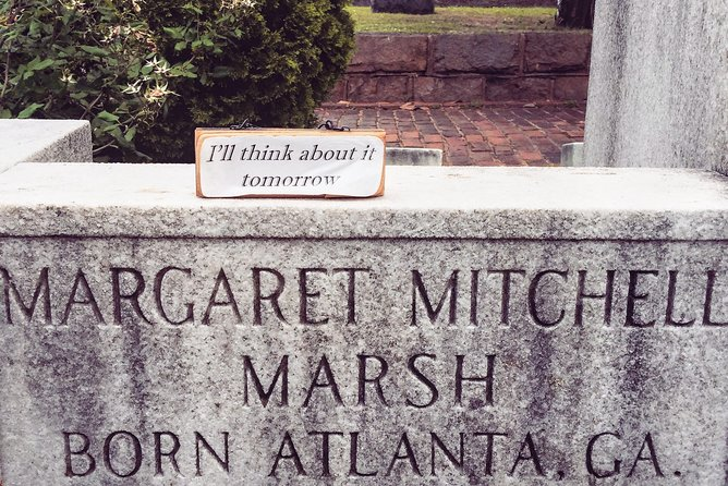3 Hour Private Gone With the Wind Tour of Margaret Mitchell's Atlanta