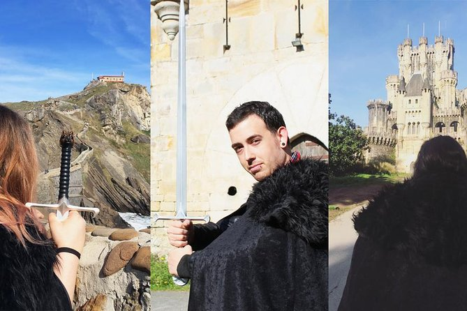 Half Day Game of Thrones Tour from Bilbao