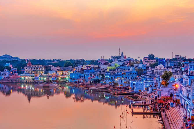 Golden Triangle with Pushkar 6 Days Private Tour from Delhi
