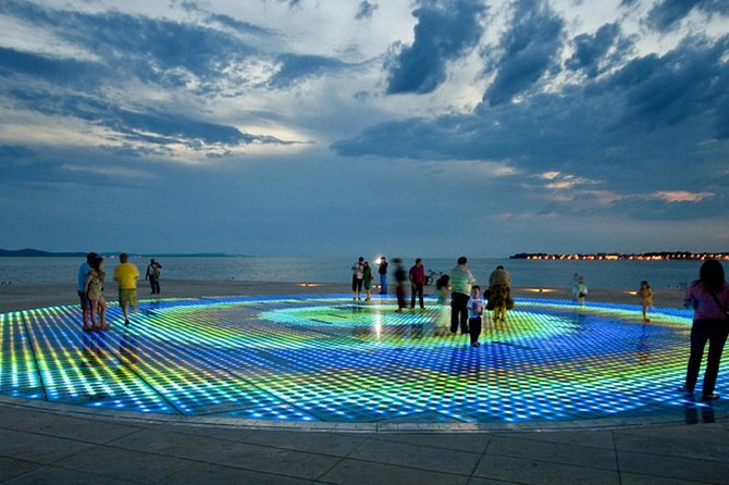 Private walking tour - Zadar, from Roman times to the present days