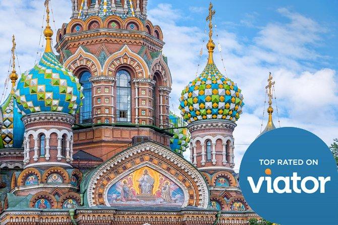 TUDO INCLUIDO: Tour de dia inteiro em São Petersburgo