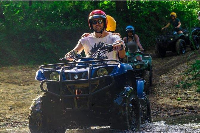 ATV Adventure in St Lucia