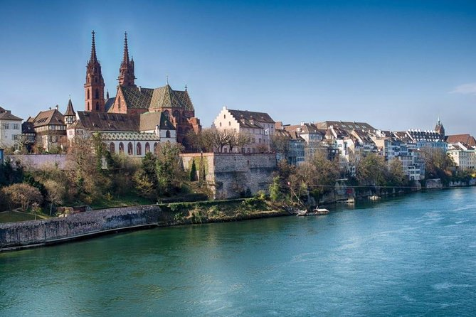 France, Germany and Switzerland Full Day Tour from Colmar