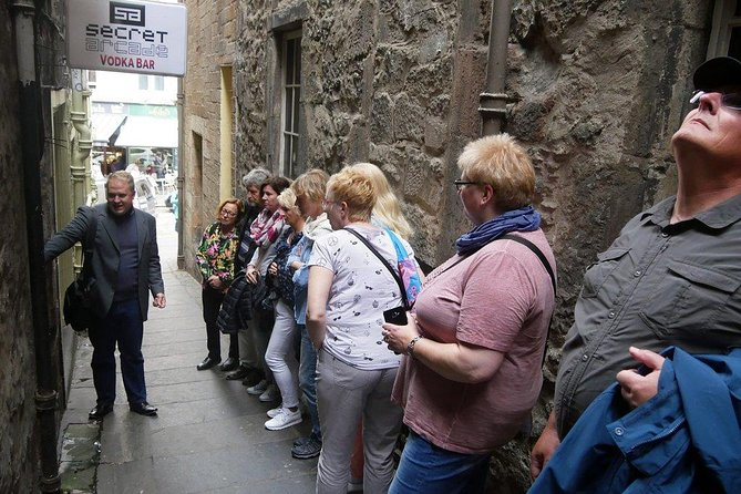 Guided Edinburgh Private Walking Tour