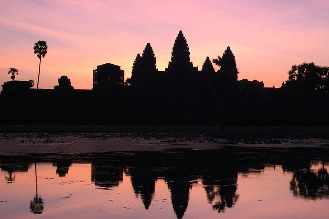 Angkor Wat Private Sunrise VIP private Tour photo 8
