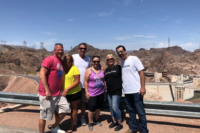 Small-Group 3 Hour Hoover Dam Mini Tour With Strip Pickup