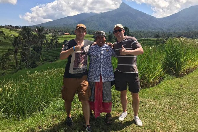 Jatiluwih and Bedugul with separate tour guide by Agus Bali Private Tour
