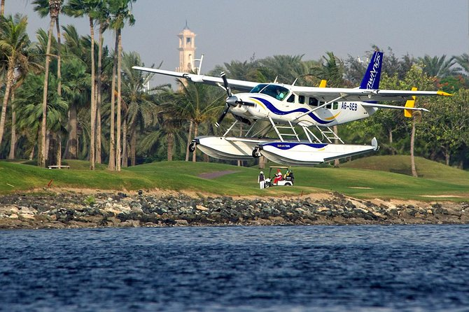 Dubai Short Seaplane Flight Experience