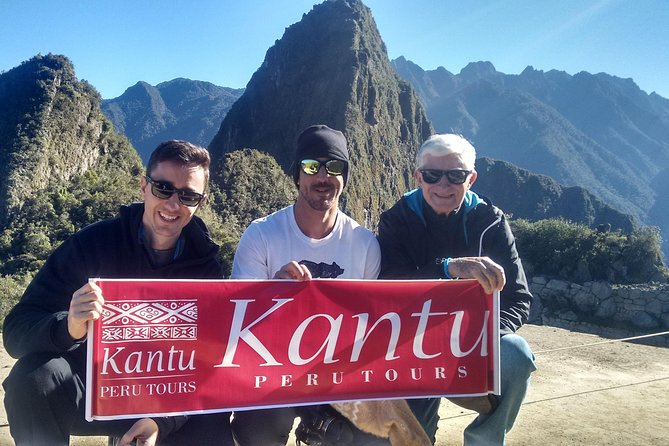 Private Full-Day Tour To Machu Picchu with Lunch