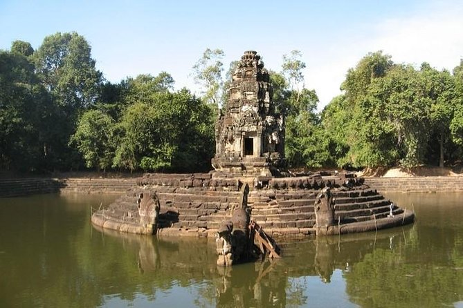 Half-Day Preah Khan and Neak Pean Temples from Siem Reap photo 2