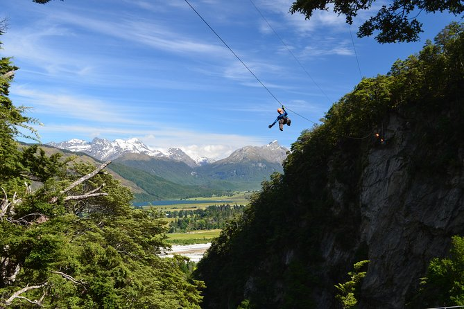 Full Day Paradise Adventure - Ziplines & Jetboating FamilyTour From Queenstown
