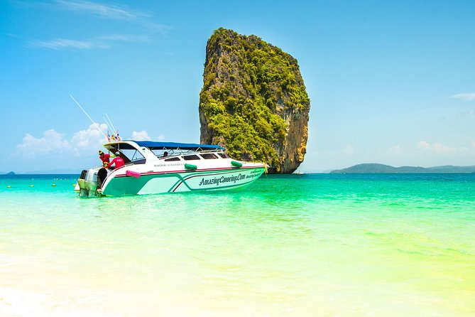 Krabi 5 Islands & Yao Island Speedboat Tour from Phuket photo 7