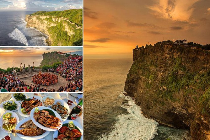 Uluwatu Sunset Tour - Kecak and Fire Dance - Seafood Dinner in Jimbaran Beach