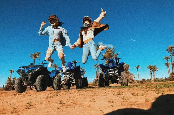 Half-Day Quad Bike Experience in Marrakech photo 1
