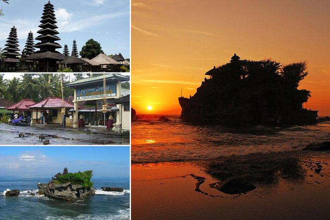 Private Half-Day Tour: Tanah Lot Sunset Tour
