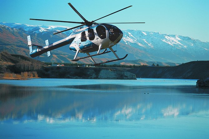 Full Day Scenic Heli Gold - Helicopter & Jetboating Family Tour From Queenstown