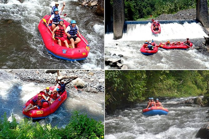 Telaga Waja Rafting: 3 Hours Duration, No Step & Free Pick Up with Buffet Lunch