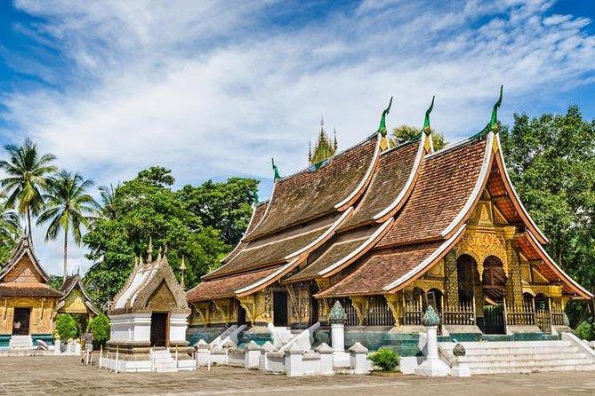 Vientiane – Luang Prabang – 4000 islands