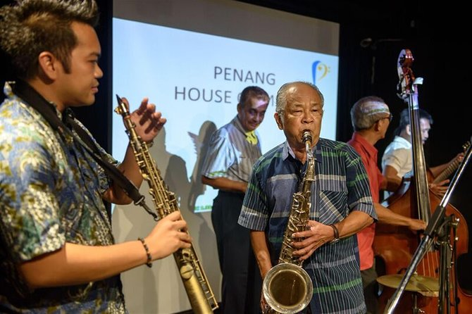 Penang House of Music Admission Ticket