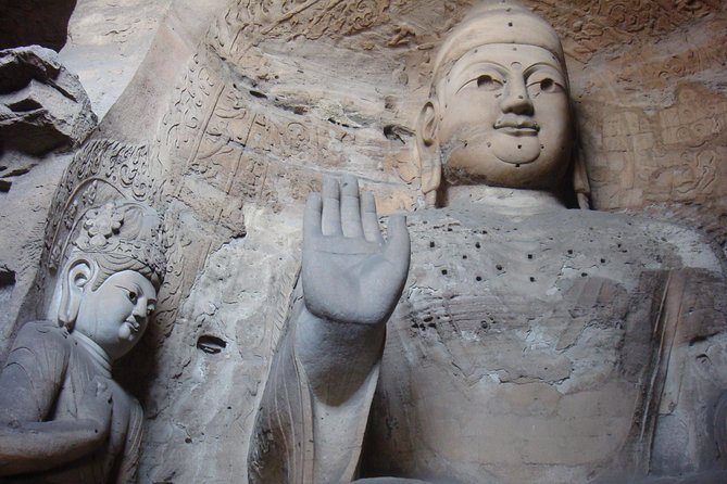 2 Days Private Yungang Grottoes-Hanging Temple-Pingyao Tour from Datong