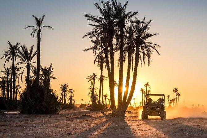 Excursão de Buggy no Deserto de Marraquexe e Palm Grove incluindo Vila Berbere