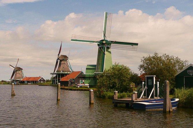 Amsterdam - Kinderdijk - Delft - Netherlands