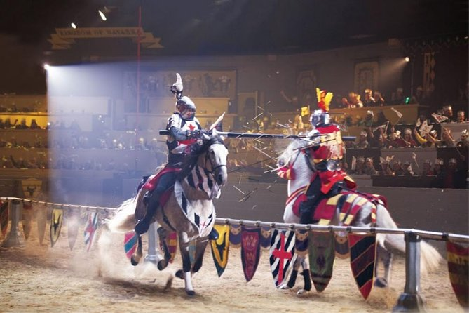 Medieval Times Dinner & Tournament Toegangsbewijs Buena Park