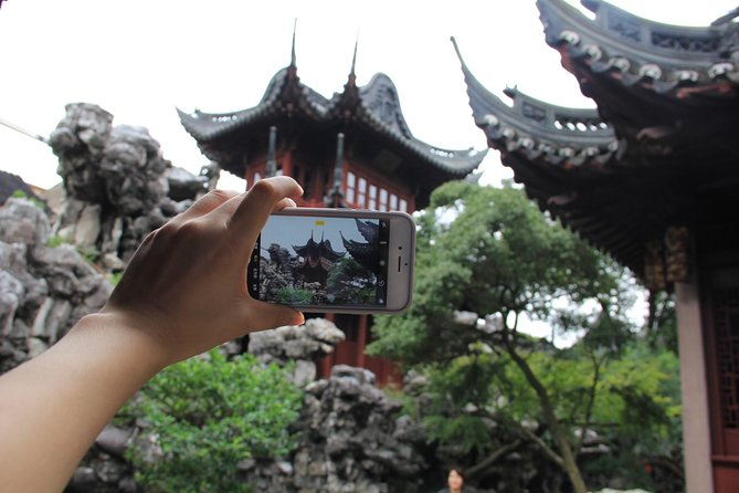4-Hour Private Photography Tour of Shanghai