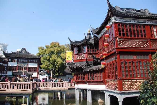 All-inclusive Customized Shanghai Layover Tour