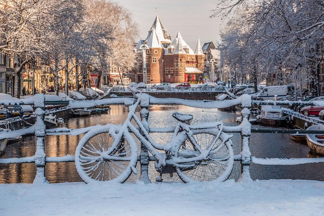 Amsterdam Winter Walk City Tour