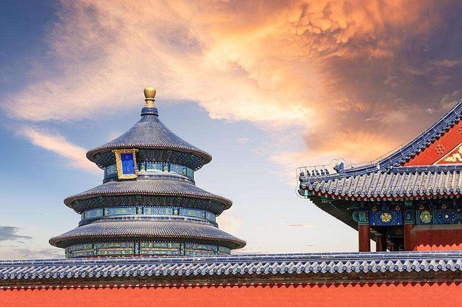 Beijing Private Tour of Temple of Heaven, Tian'anmen Square, Forbidden City