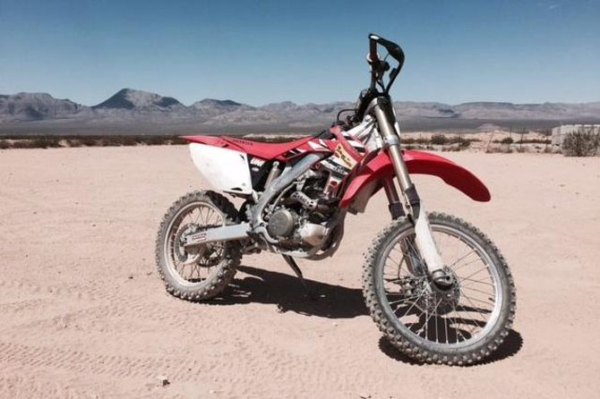 Hidden Valley and Primm Extreme Dirt Bike Tour photo 2