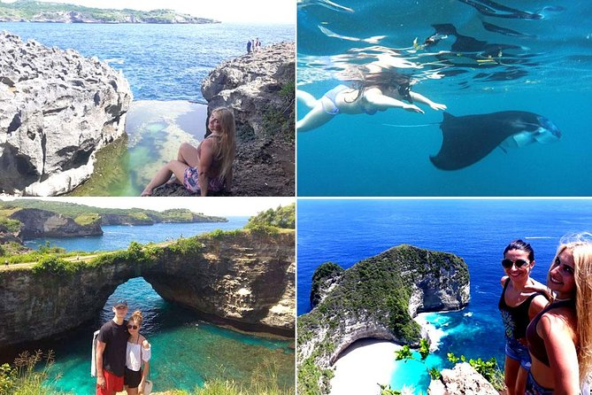 West Nusa Penida Island Beach Tour with Snorkeling - Departure From Bali Island