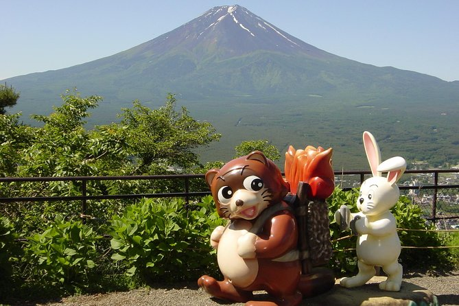Mt. Fuji 5th Station, Lake Kawaguchi & Seasonal Fruits Picking from Tokyo photo 3