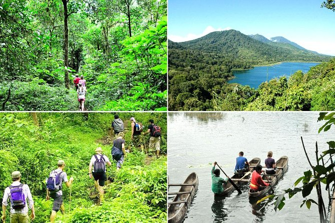 Bali Jungle Trekking Through Beautiful Rain Forest & Exploring Lake Tamblingan